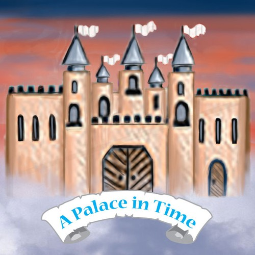 Create a magical PALACE and 4 characters who live in it!