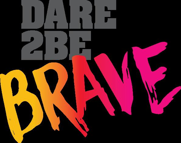 Design a sexy logo for dare2bebrave
