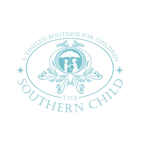 The Southern Child logo