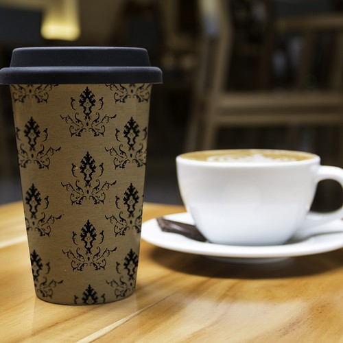 Design for coffee cups