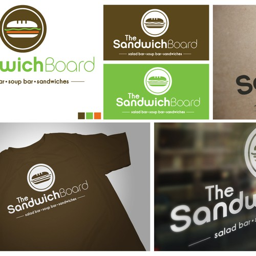 New logo wanted for The Sandwich Board
