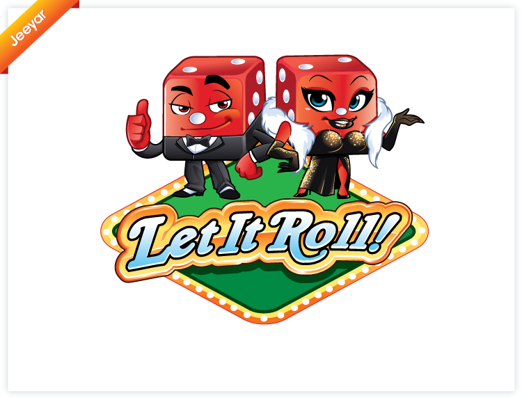 Design a new logo for brand new casino game!