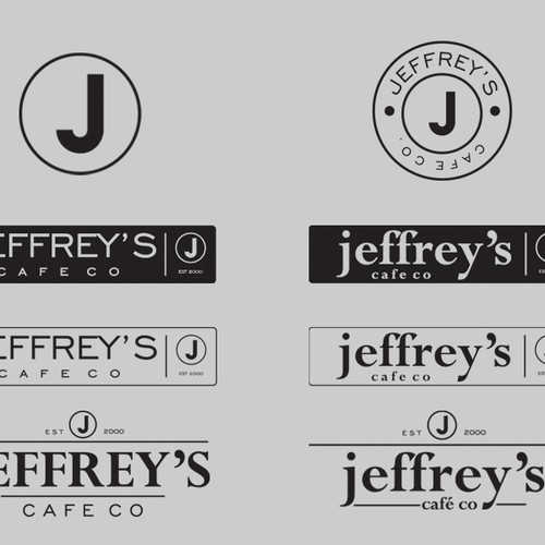 Create A dynamic new identity for Cafe company