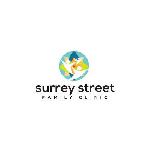 Surrey Street Family Clinic Sample Logo