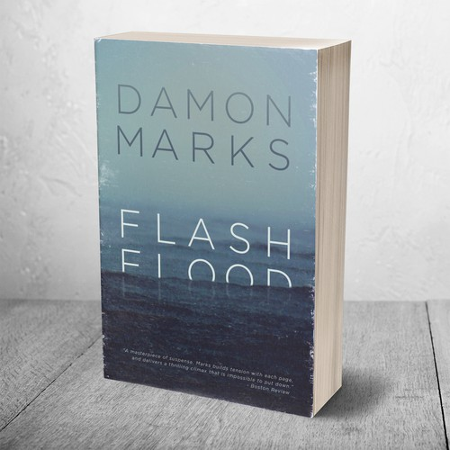 """Flash Flood"" book cover"