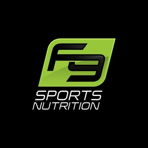 Logo for sport nutrition