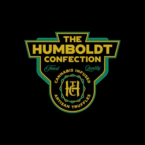 The Humboldt Confection logo.