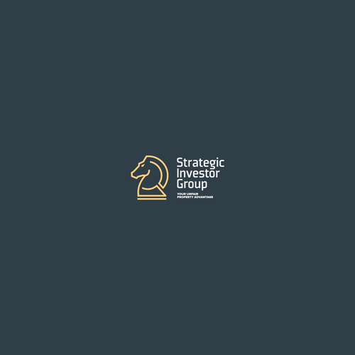 Logo concept for Investment group.
