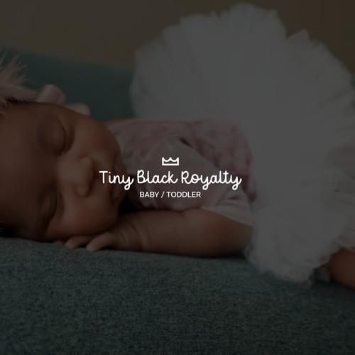 Tiny Black Royalty