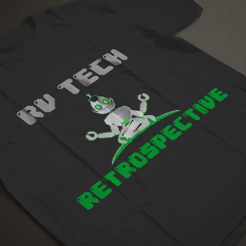 RV Tech T- Shirt