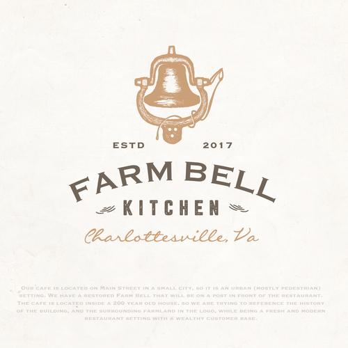 Farm Bell Kitchen Logo