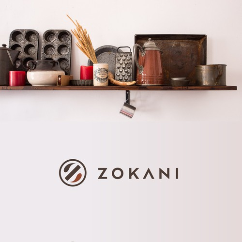 Logo for a new kitchenware brand