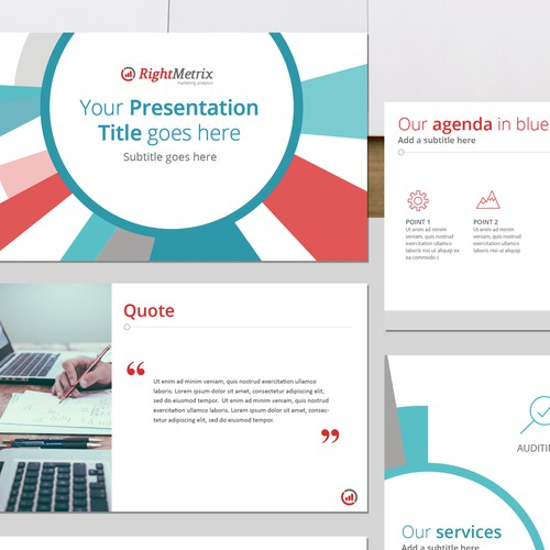 Template for Marketing Agency