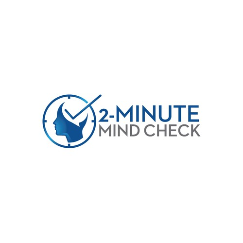 Logo for 2 Minute Mind check