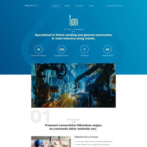 A robot company