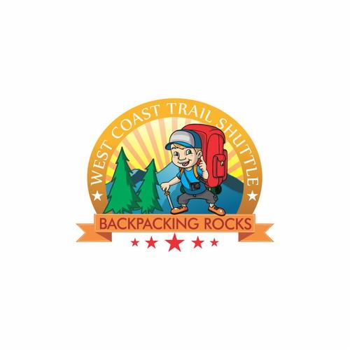 logo concept for west coast
