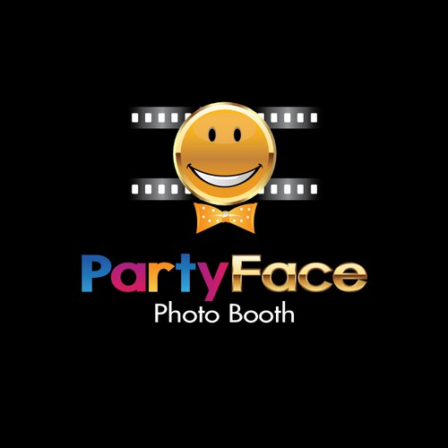 Put your Party Face on! - Need a company logo