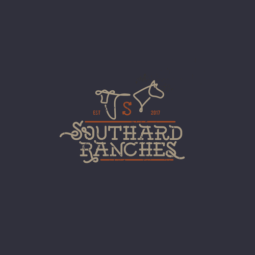 Cattle Ranch Logo