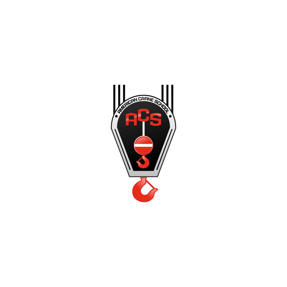 American Crane School Logo Re-Design