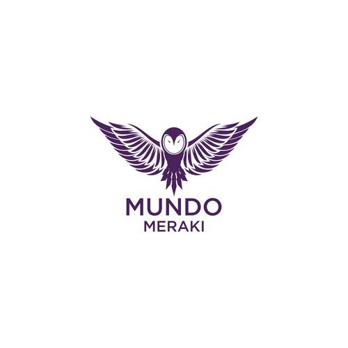 Logo concept for mundo meraki