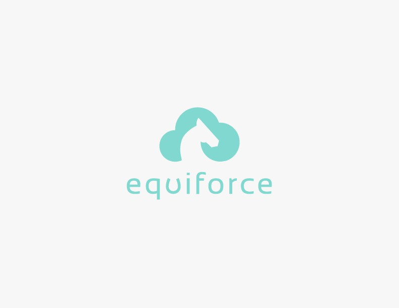 Create a fun - techy - horsey logo for our young startup Equiforce!