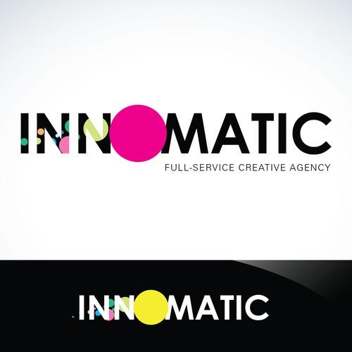 Logo Concept for Creative Agency