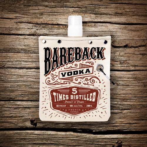 Western vodka