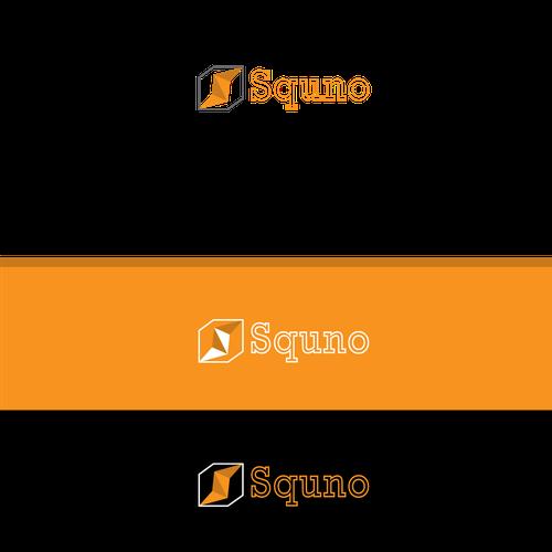 Design a creative logo for Squno