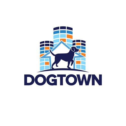 Unique logo design for dog day camp