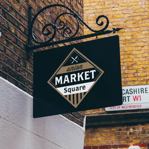 Logo union market square