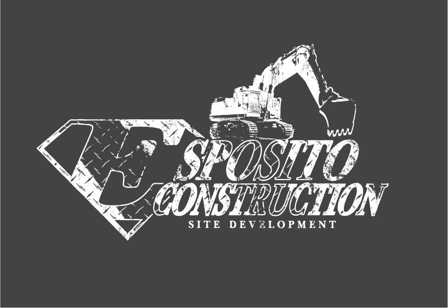 Vintage Construction Tee Shirt