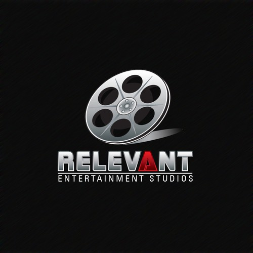 film reel logo