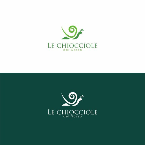Looking for a logo for our snail family farm