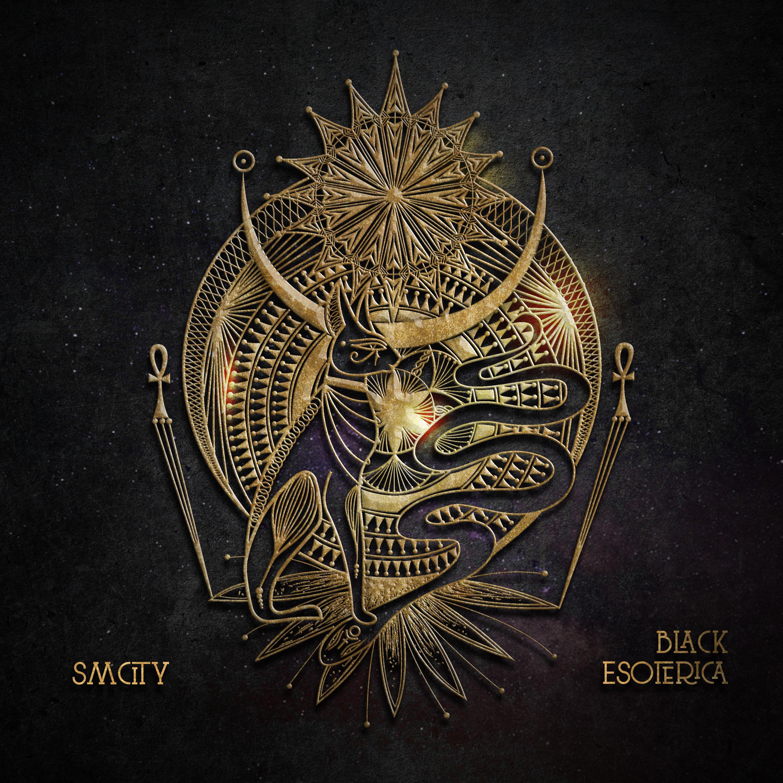 SmCity Album Cover Design