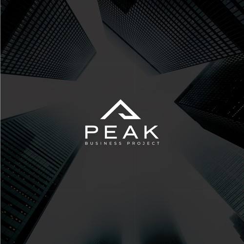 Peak Business Project Logo