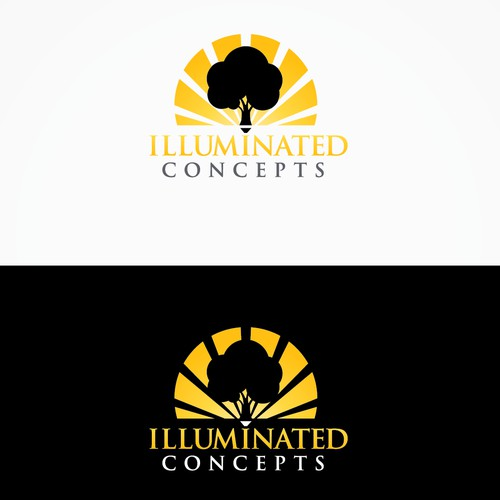 LIGHT up the world with your logo idea, other work to follow with best winner