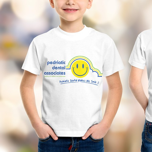 Pediatric Themed T-shirt Design