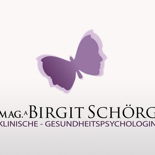 Modernes und aussagekräftiges Logo für eine Psychologin
