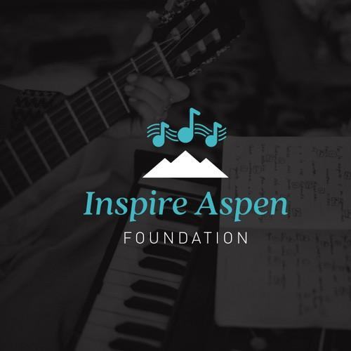 Logo for Inspire Aspen Foundation