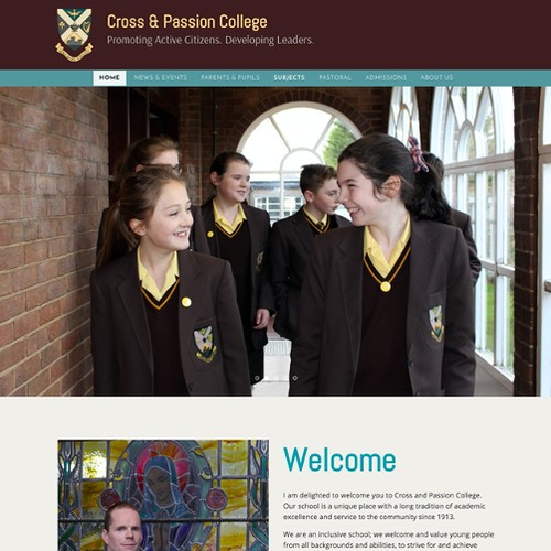 Cross & Passion College