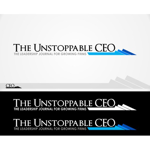 Create a Killer Logo for The Unstoppable CEO