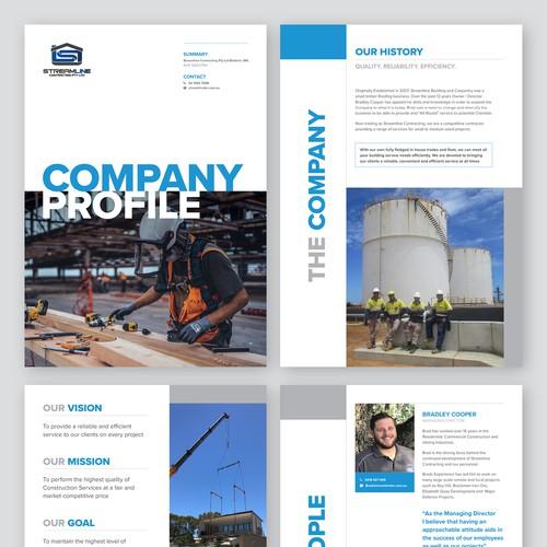 Streamline Contracting company profile