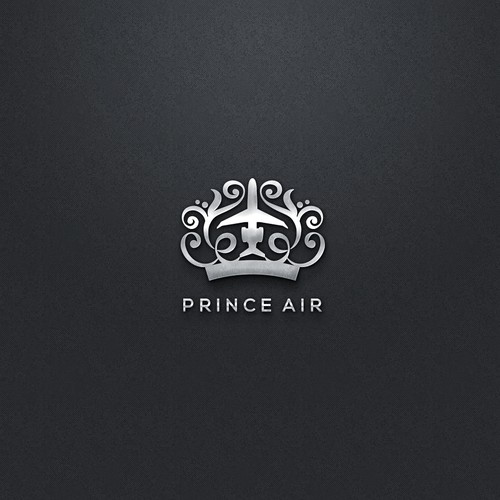 Powerful logo for Prince Air