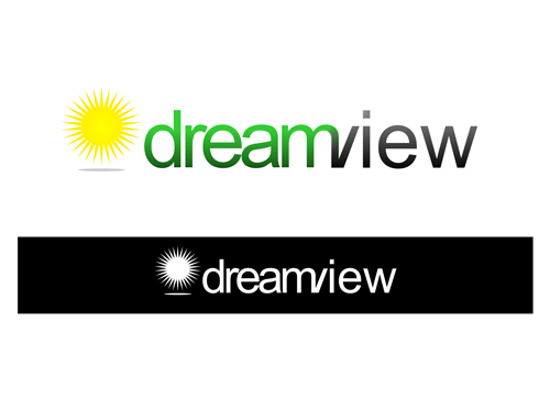 Help DreamView with a new logo