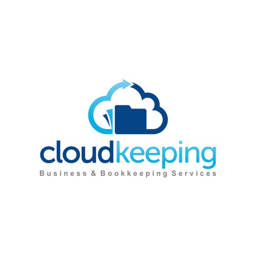 CloudKeeping needs a great logo for its bookkeeping business!