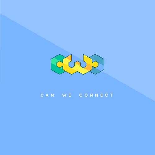 CAN WE CONNECT LOGO DESIGN CONTEST