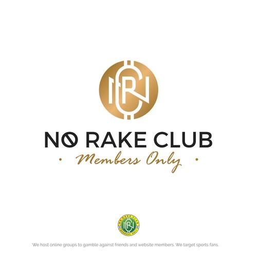 logo for no rake club