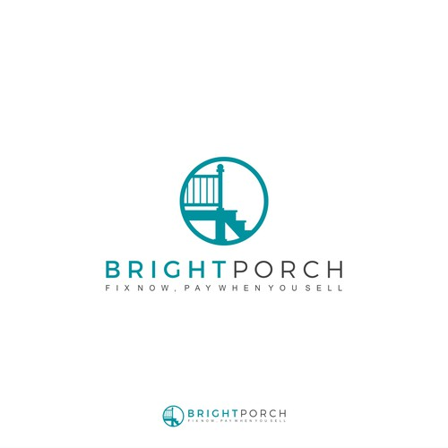 Logo for Start-Up that Combines Technology, Real Estate, and Home Renovation