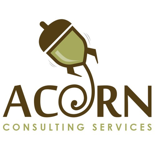 Logo for consulting services