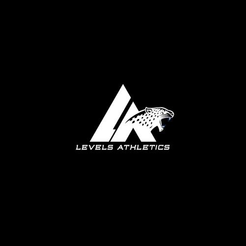 Logo concept for LEVEL ATHLETICS